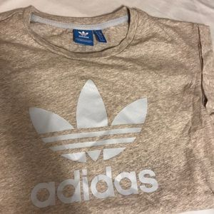 Adidas original tee shirt. NWOT